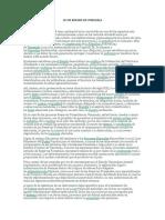 Ley de Bosque Forestales de La r.b.V
