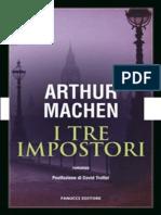 eBook Arthur Machen - Le Grand Dieu Pan