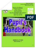 Pupils Handbook Baang (Autosaved)