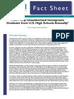 UnauthorizedImmigrant HS Graduates FactSheet Final