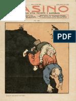 L'asino 1909