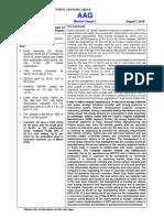 Exide Ltd Market Impact Q1FY19