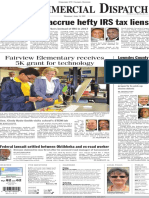 Commercial Dispatch eEdition 4-24-19
