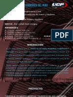 EJEMPLOS de Estructuras de Acero y Madera El Completo