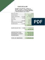 Presupuesto Total