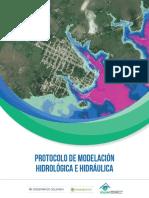 Protocolo de Modelacion HIdraulica e Hidrologica