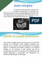 Diapositivas Habeas y Cumplimiento (1)
