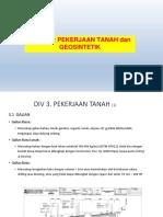 Divisi 3 Tanah Dan Geosintetik Update Rev