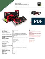 Gtx 960 Gaming 2g