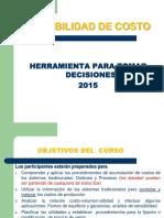Costos Sistemas de Acumulacion y Toma de Decisiones 2105-1