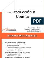 Introduccion a Ubuntu