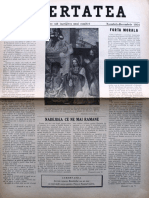 Libertatea anul IV, nr. 37-38, noi. - dec. 1954