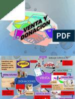 Venta y Donacion