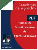 Taller de Construcción de Terminaciones - ECO119.pdf