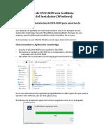 INSTRUCCIONES INSTALACION DVD FACE2FACE.doc