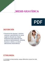 HIPEREMESIS GRAVÍDICA (2)