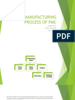 Manufacturing Process of Pmc