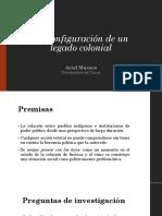 Reestructuracion de La Ciencias Sociales PABLO G. CASANOVA
