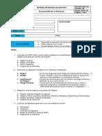 Evaluación de La Eficacia VR 01 - Iperc Continuo