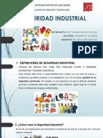 Seguridad Industrial, Mauricio Perez