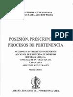 BELM-24543(Posesión, Prescripción y Procesos -Acevedo)