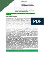 ESTÁGIO SUPERVISIONADO 7° e 8° SEMESTRE 2019 - COMÉRCIO DE ROUPAS E CONFECÇÕES