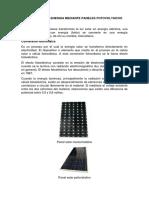 PANELES FOTOVOLTAICOS - informe1