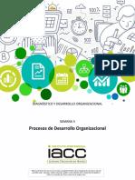 Semana 7 _ Asignatura Diagnóstico y Desarrollo Organizacional