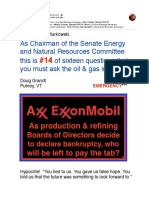 #14 of Sixteen Questions You Must Ask Oil & Gas