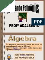 Matemática PPT - Polinômios
