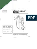 Manual Vaporizador Penlon