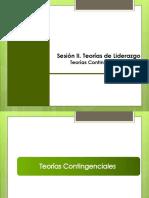 TEORIAS CONTINGENCIALES (1)