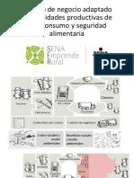 Modelo Canvas (Autoconsumo y Seguridad Alimentaria)2018