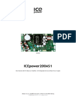 ICEpower 200AS1 Datasheet 1 3
