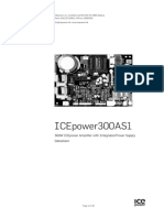 ICEpower300AS1 Datasheet 1 7