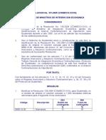 Resolución No. 151-2005