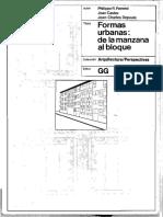 Formas Urbanas. de la manzana al bloque-Panerai.pdf