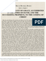 4. of the Covenant of Grace, As Exhibited in the Times of David.