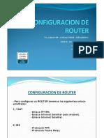 Configuracion Router Cisco Para Enlaces Satelitales