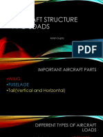 Aircraft Structure and Loads