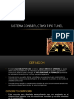 Sistema Constructivo Tipo Tunel Expo
