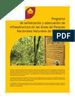 6 Programa Infraestructura y Señalización 2014