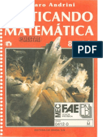 Livro Mestre (Professor) - Prraticando Matemática - 8ª Serie - Alvaro Andrini