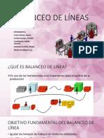 Balanceo de Líneas_Grupo#1