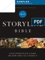 NIV Storyline Bible Sampler