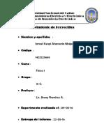 Informe 4 Fisica