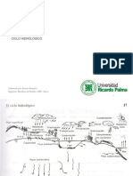 Tema N°1 Ciclo hidrologico