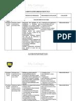 Planificación Orientación Unidad 1 Parte 1