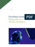 fiscalitatea romaniei