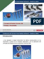 Capacitacion Bosch FSA 740